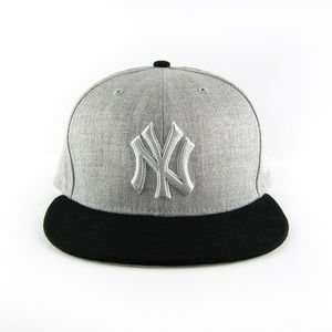 New Era NY Yankees MLB Eaton 59FIFTY Fitted Hat